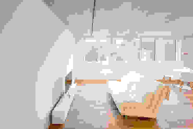 wohnung t1 sebastian kolm architekturfotografie Moderne Wohnzimmer