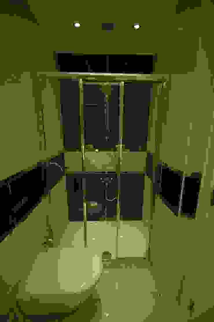 İndeko İç Mimari ve Tasarım Modern Bathroom