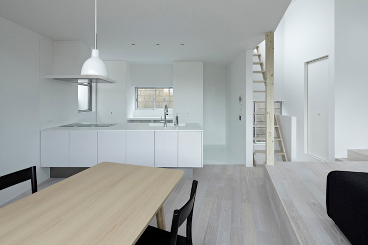 桑原茂建築設計事務所 / Shigeru Kuwahara Architects Scandinavian style dining room