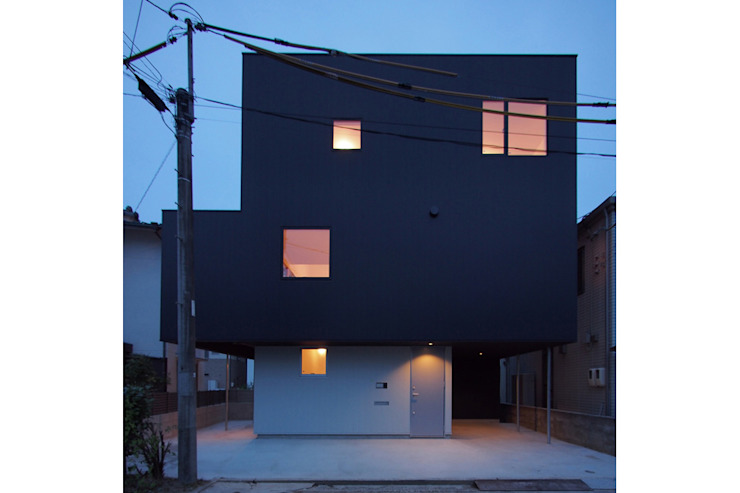 Rumah Gaya Skandinavia Oleh 桑原茂建築設計事務所 / Shigeru Kuwahara Architects Skandinavia