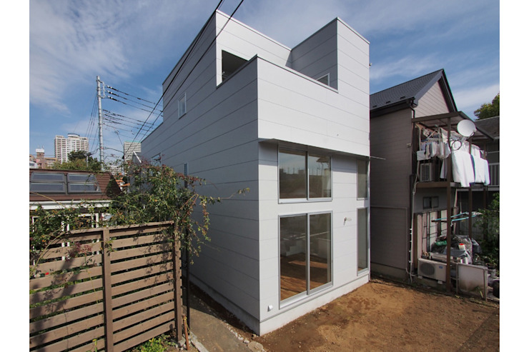 스칸디나비아 주택 by 桑原茂建築設計事務所 / Shigeru Kuwahara Architects 북유럽