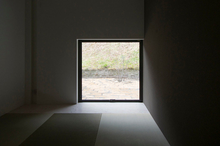 桑原茂建築設計事務所 / Shigeru Kuwahara Architects Modern Bedroom