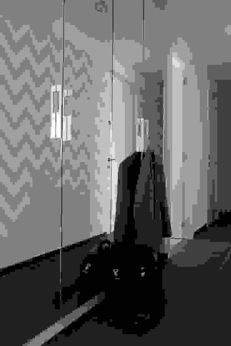 Project inrichting MDR, Wolvertem: modern  door AVdeco, Modern
