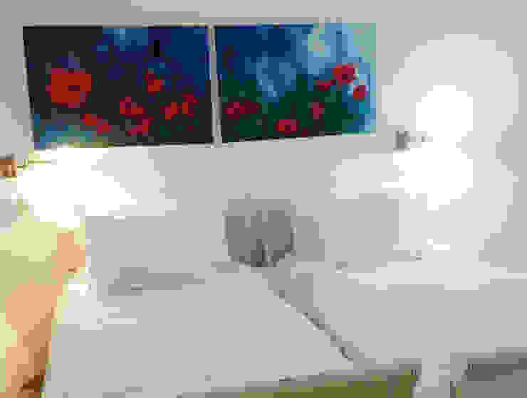 Rustic style bedroom by alma portuguesa Rustic