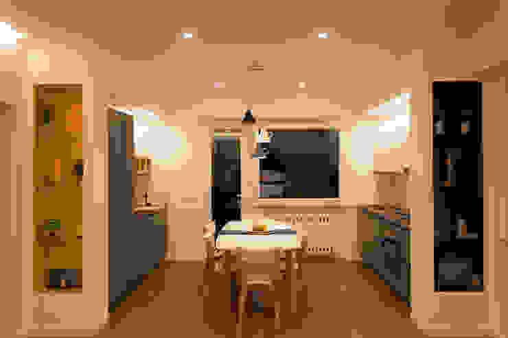 Cocinas de estilo ecléctico de Architettura & Interior Design 'Officina Archetipo' Ecléctico
