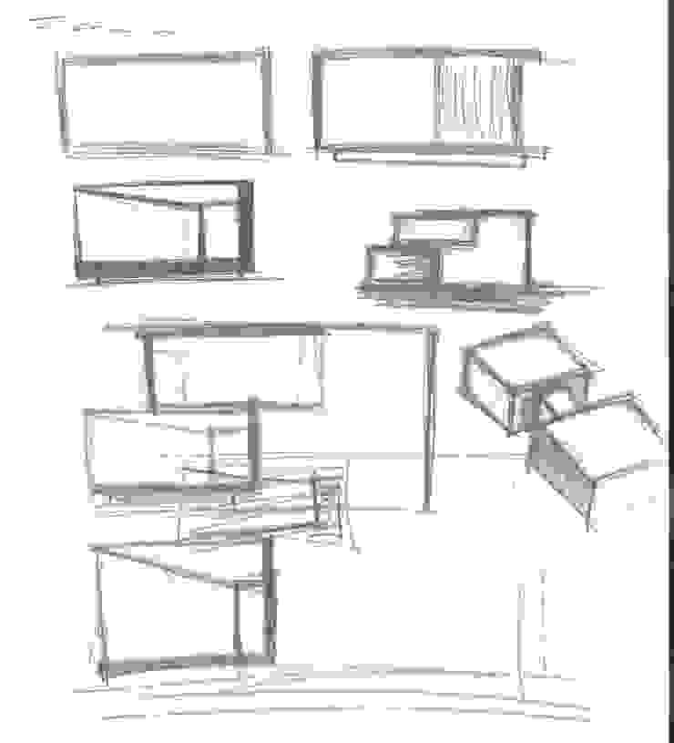 Oficinas Hidrop de lab d arquitectura Minimalista