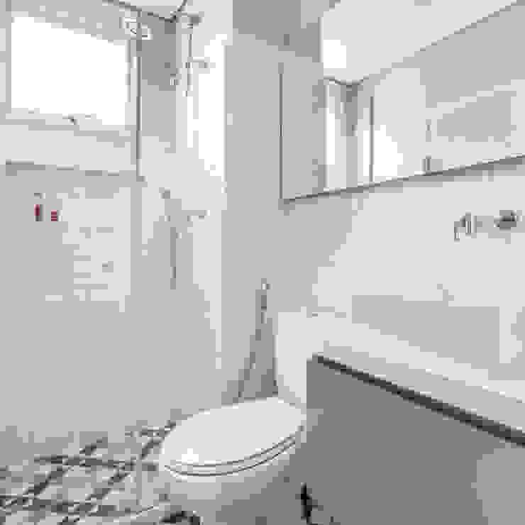 Banheiro das crianças: Banheiros  por Alma em Design