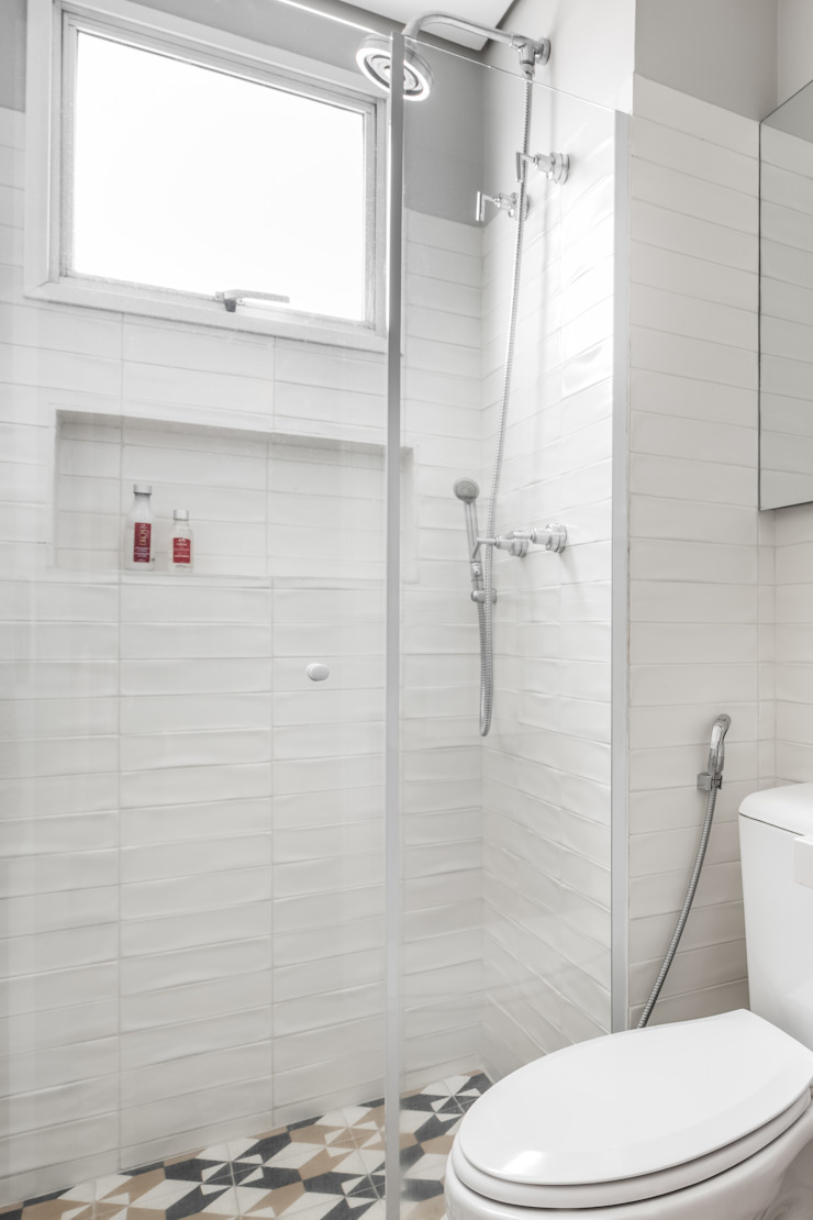 Cores Lovers Modern bathroom