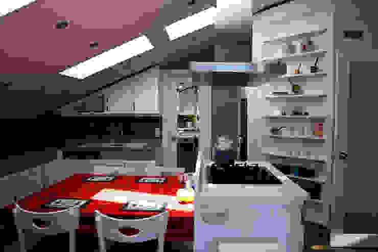 Cocinas de estilo clásico de İndeko İç Mimari ve Tasarım Clásico