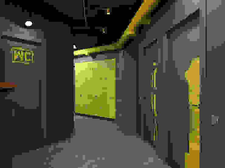 Ruang Komersial Minimalis Oleh Tutto design Minimalis