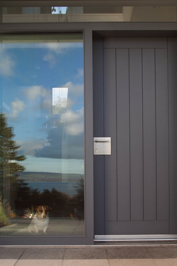 Modern fun house is children's favourite Des Ewing Residential Architects Modern windows & doors