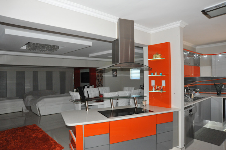 Expert Kitchens and Interiors Cucina moderna