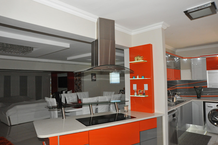 Expert Kitchens and Interiors Modern Kitchen
