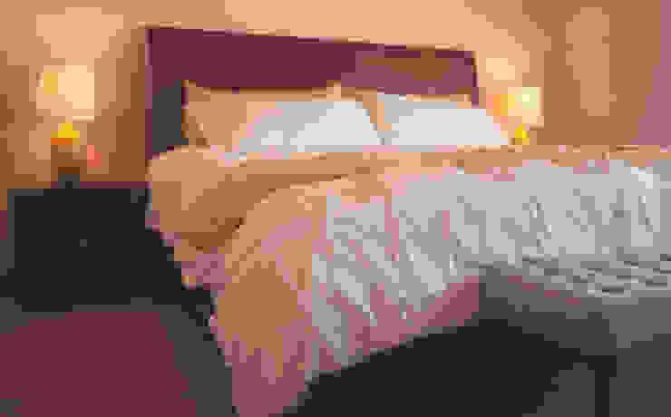 DISEÑO CASA 45 Dormitorios modernos de Mono Studio Moderno