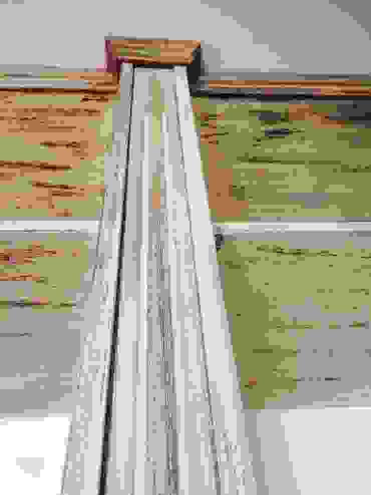 vintage style de seventh studio intrior Rústico Madera Acabado en madera
