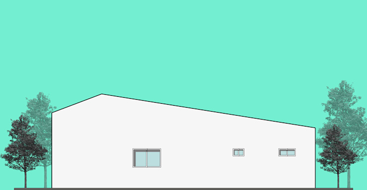 Casa Durango de 21 Arquitectura