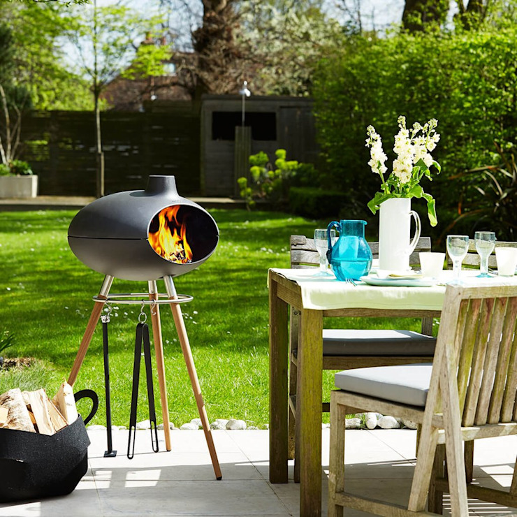 Morsø Forno Deluxe Plus Package Heritage Morso Garden Fire pits & barbecues
