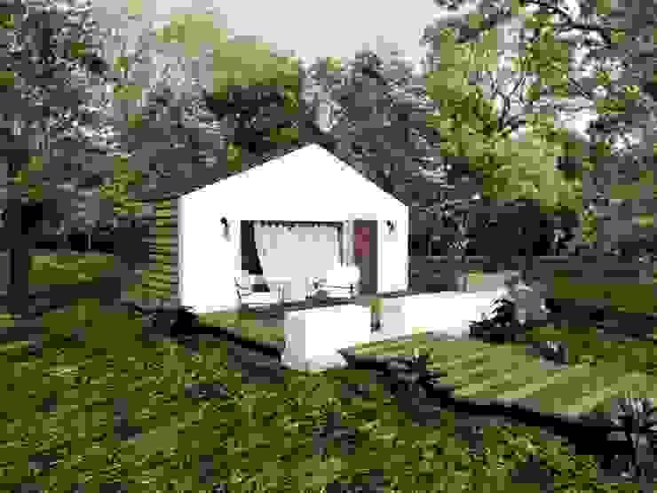 Minimalist houses by Grupo Norma Minimalist