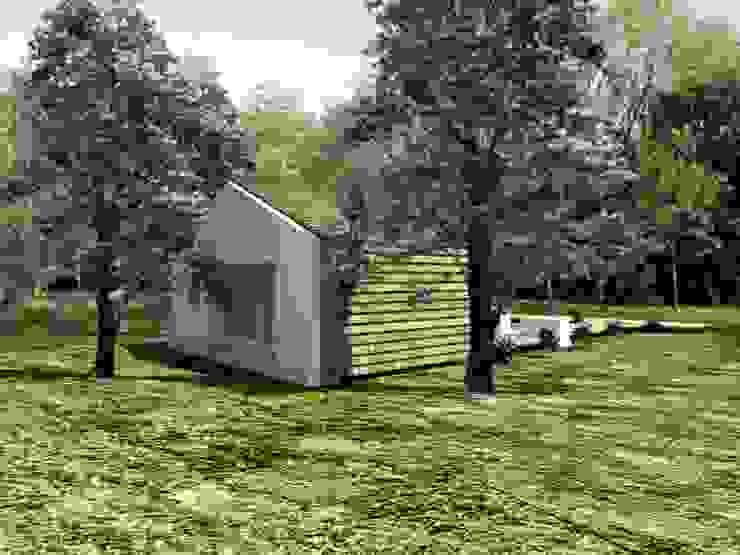 Módulos para turismo rural Casas minimalistas por Grupo Norma Minimalista