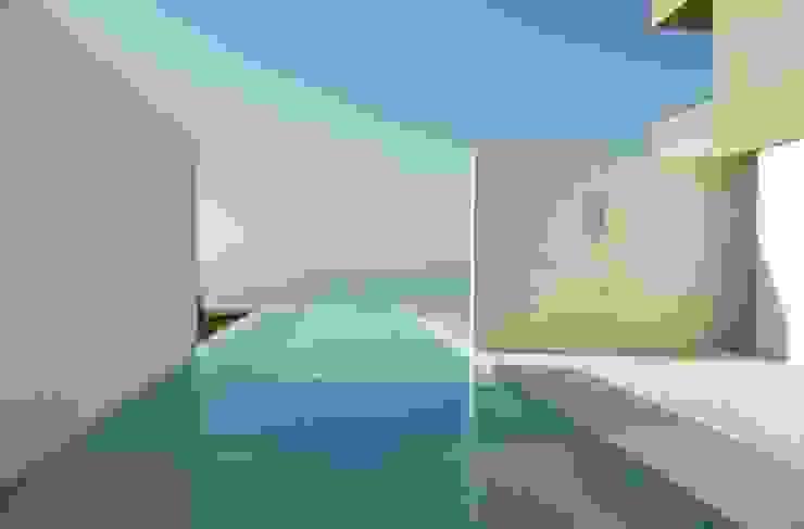 CASA SEACUB Piscinas de estilo minimalista de RM arquitectura Minimalista