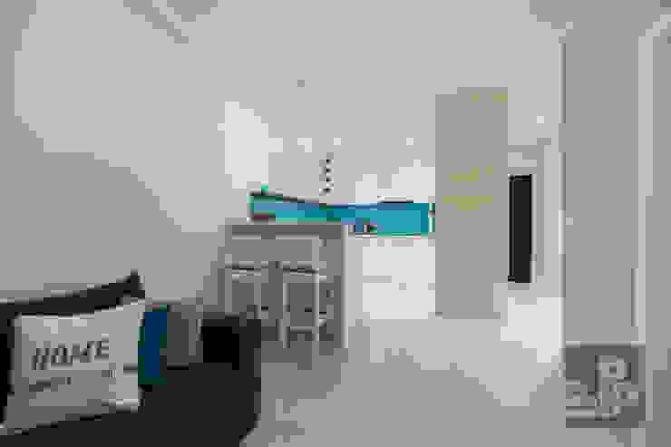 Pogotowie Projektowe Aleksandra Michalak Modern living room