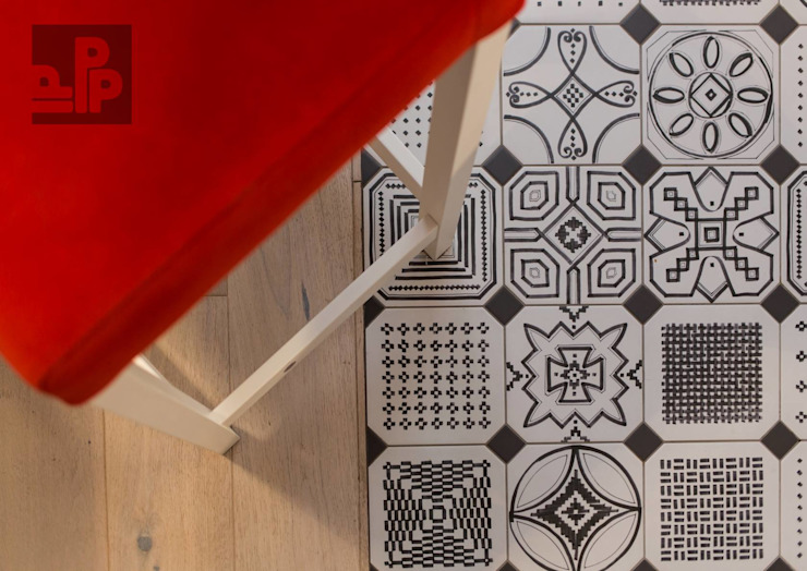 Pogotowie Projektowe Aleksandra Michalak Cucina in stile scandinavo