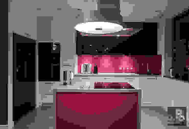 Pogotowie Projektowe Aleksandra Michalak Cocinas de estilo moderno