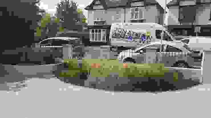 Front Garden Design Woking, Surrey Linsey Evans Garden Design Jardin moderne
