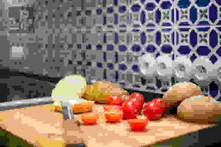 Cuisine originale par Pogotowie Projektowe Aleksandra Michalak Éclectique