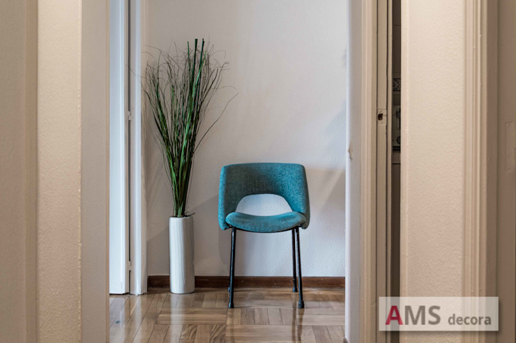 AMS decora Corridor, hallway & stairs Seating Blue