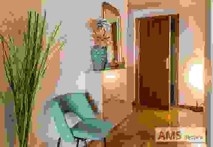 AMS decora Corridor, hallway & stairsStorage Blue