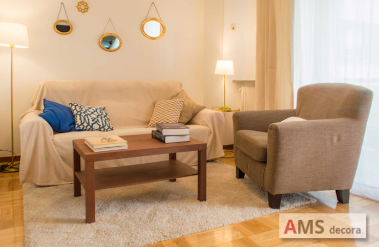 AMS decora Living roomSofas & armchairs