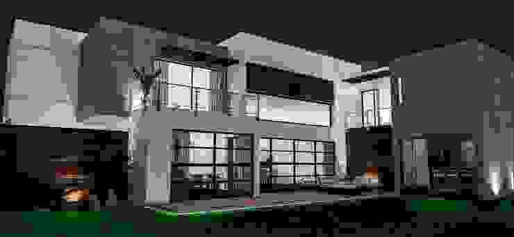 Modern houses by dlp Arquitectos Modern