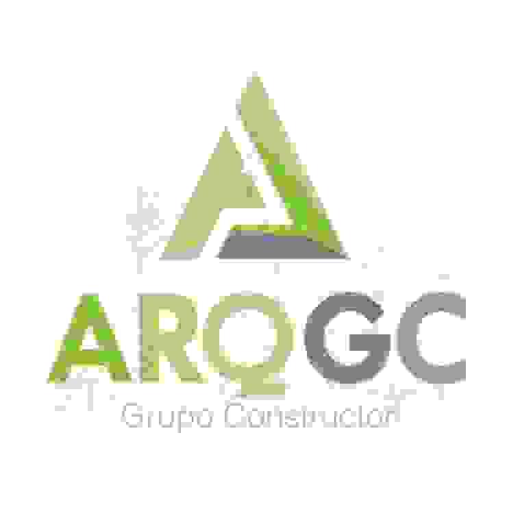 LOGO EMPRESA Casas clásicas de ARQGC GRUPO CONSTRUCTOR Clásico Bambú Verde