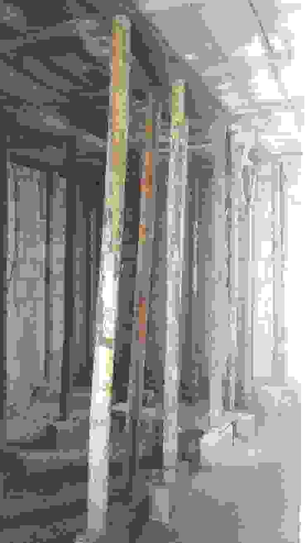 PROYECTO NUEVO <q>TULIPANES </q>, PACHUCA HIDALGO Casas modernas de ARQGC GRUPO CONSTRUCTOR Moderno Bambú Verde