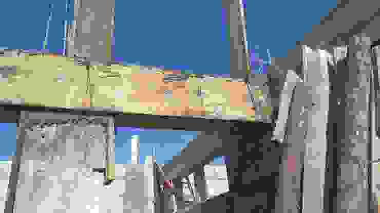 PROYECTO NUEVO <q>TULIPANES </q>, PACHUCA HIDALGO Casas modernas de ARQGC GRUPO CONSTRUCTOR Moderno Concreto