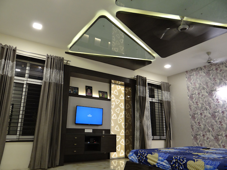 Dormitorios de estilo moderno de Hasta architects Moderno