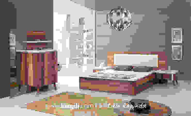 Kargılı Ev Mobilyaları – Salvador Yatak Odası Takımı: modern tarz , Modern