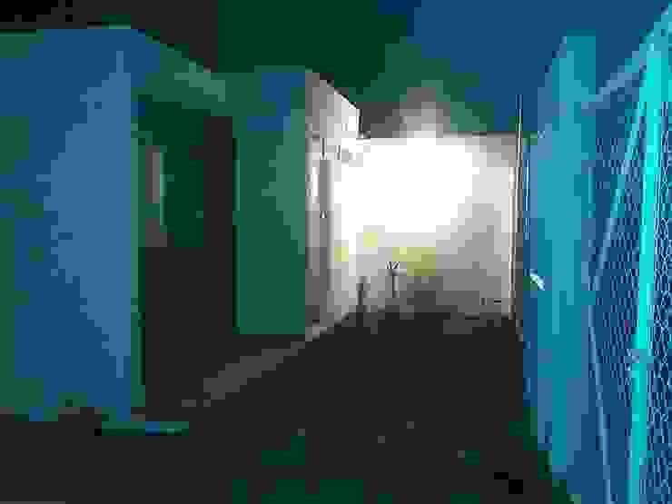 Casa en La Aldea Casas minimalistas de Atelier X Minimalista