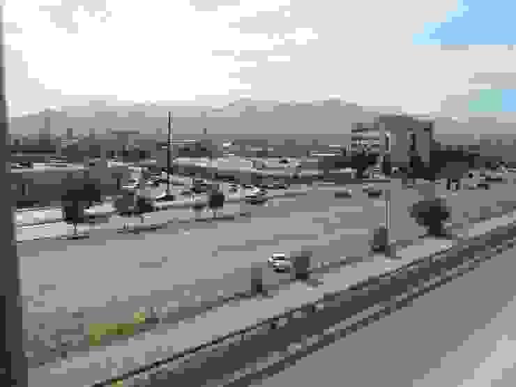Propuesta de Renovacion Urbana del Centro de Ciudad Juarez de Atelier X
