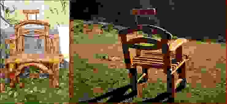 Ahşap Koltuk(wood chairs) Coşkun Ahşap Dekorasyon Rustik Ahşap Ahşap rengi