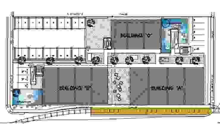 Lofts El Tejon de Atelier X