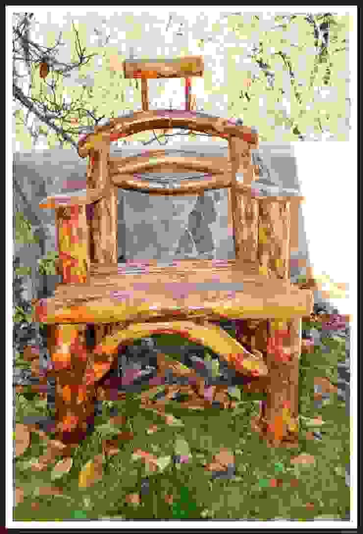 wood chairs (ahşap koltuk) Coşkun Ahşap Dekorasyon Rustik Ahşap Ahşap rengi