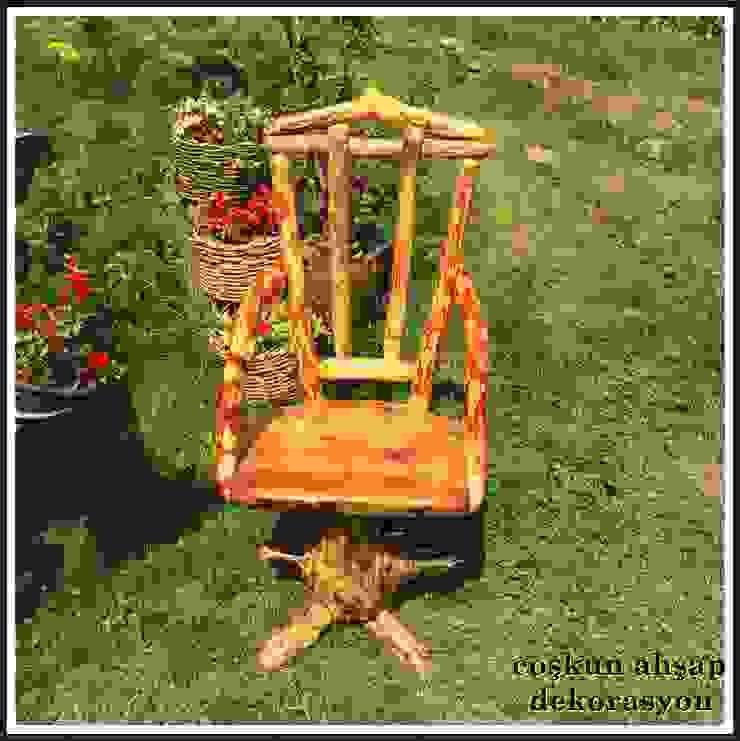 chairs(sandalye) Coşkun Ahşap Dekorasyon Rustik Ahşap Ahşap rengi