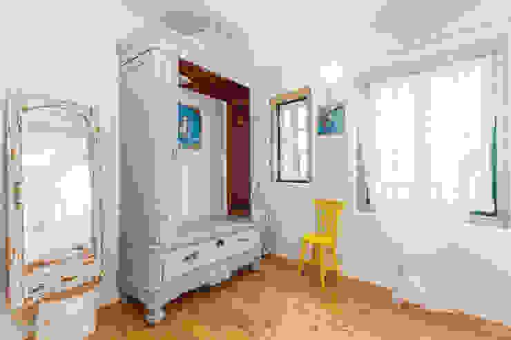Bedroom by alma portuguesa, Rustic