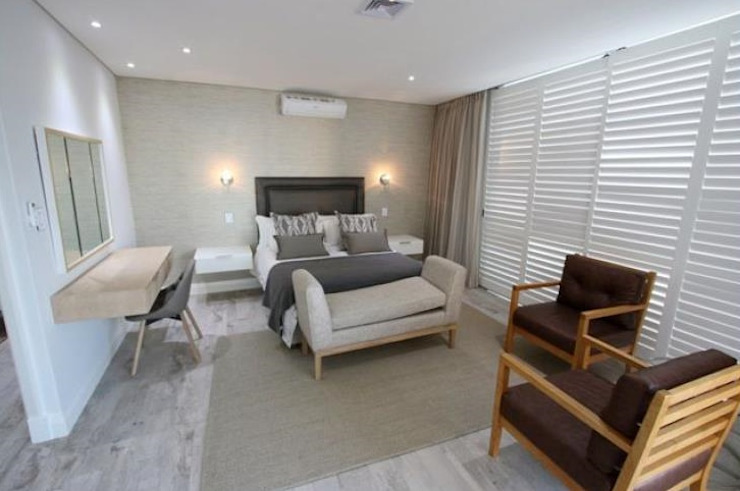 Cuartos de estilo moderno de BHD Interiors Moderno