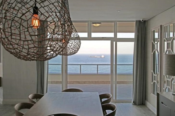 Comedores de estilo moderno de BHD Interiors Moderno