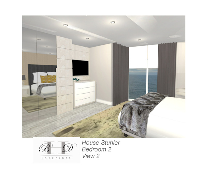Oyster schelles by BHD Interiors