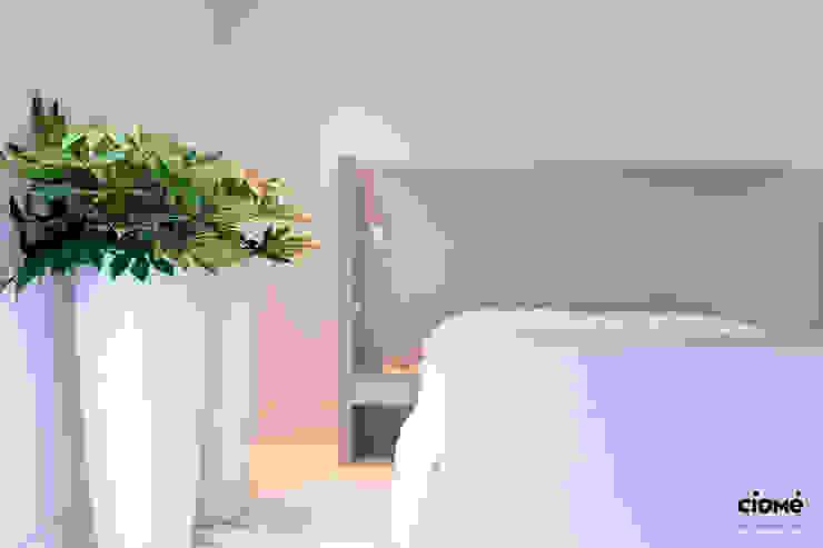 Minimalist bedroom by CioMé Minimalist