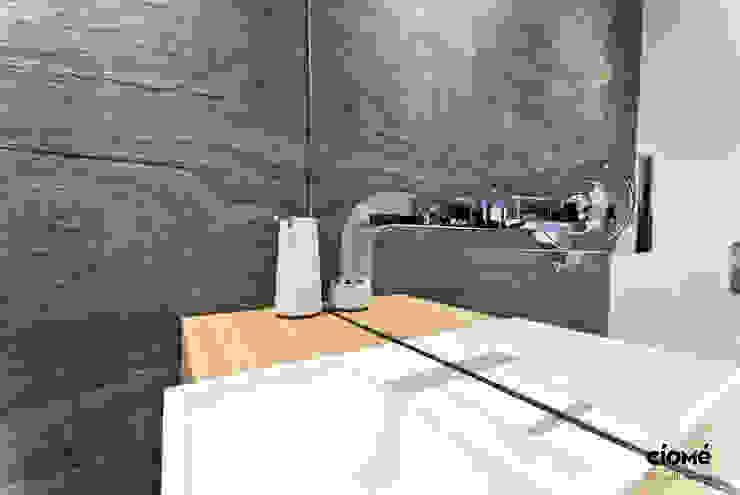 Private residence Minimalistische badkamers van CioMé Minimalistisch